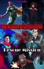 WandaVision: Rescue Mission by Meta_Comics