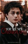 you're my chosen one ║ harry potter x reader cover