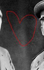 Hitler x Staline par Strawberrinkee