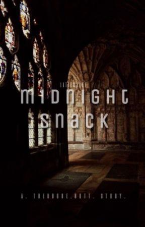midnight snack // T H E O D O R E. N O T T. by lattewhxre