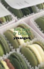 ↳ art tips & tricks **COMPLETED** by sincerelyyangels