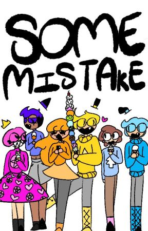 Some Mistake (BillDip) by Inkwell33