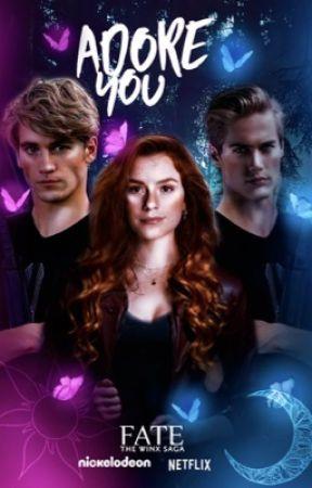 𝐀𝐃𝐎𝐑𝐄 𝐘𝐎𝐔  ── fate: the winx saga  by K-karmaa