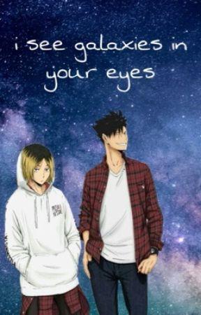 i see galaxies in your eyes by kodzukuro