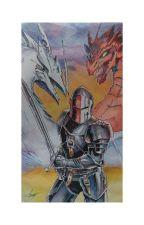 Danmachi  Chivalry Of A Hedge Knight  by Knight_Hero