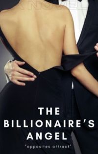 The billionaire's angel✔️ cover