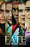 Fate  A Saga Winxs | Frases cover