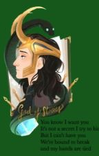 Loki's darling  by wolfiewritery