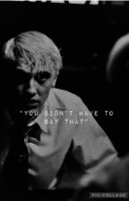 You didn't have to say that || a Draco Malfoy story by xxebmxx