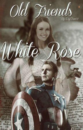 Old Friends ~ White Rose (Steve Rogers FF) by CapFan02
