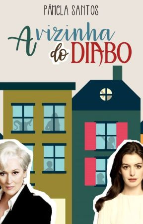 A Vizinha do Diabo ( Mirandy - Intersexual) by _pamsantos