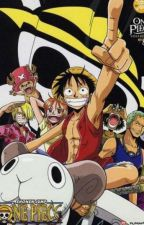 The Straw hats Kid [ONE PIECE X CHILD!READER] by peacockdragon12345