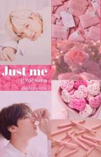 Just me || Yoonmin by AlicenHime