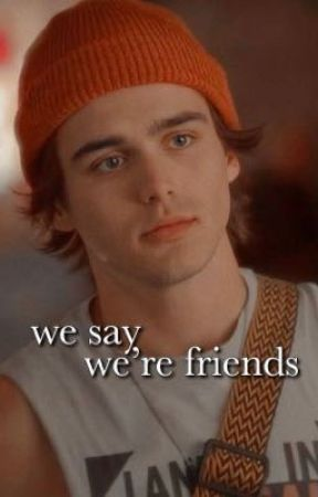 we say we're friends •* luke patterson by slayzxswift