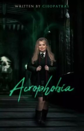 𝐀𝐂𝐑𝐎𝐏𝐇𝐎𝐁𝐈𝐀 ━ Ginny Weasley by cIeopatras