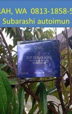 TERMURAH, WA  0813-1858-5085 Sop Subarashi autoimun by sopsubarashiautoimun