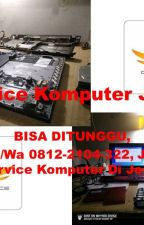 BERGARANSI, Call/Wa 0812-2104-322, Service Komputer Terdekat Di Jogja by servicelaptopjogja