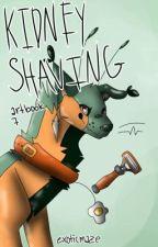 Kidney Shaving || Artbook 7 by exoticmaze