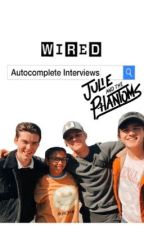 Julie and the Phantoms: Wired Autocomplete Interview by Ang3lica_Schuyl3r