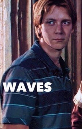 Waves   Fred Weasley  by pixieweasley420