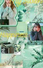 MY STOLEN HAPPINESS by Unicorn_X_Bunny