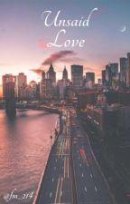 Unsaid Love (JATP fanfiction) by fm_214