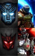 Transformers Prime x DOOM by AmirGH777