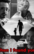 then i found you (tony stark & stony) by bethrich_