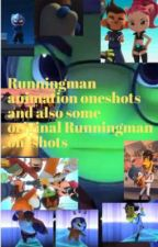 Runningman animation oneshots of the 7 Friends by Miraculouseash