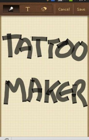 Tattoo Maker~(21+)~oneshot by ZAROL15