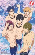 Free! X Male reader!  by Dreamspeppermint