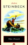 The Pearl by John Steinbeck cover