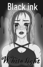 Black ink, White light (Disney Twisted Wonderland OC story) by LazuliUniverse11