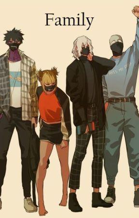 Family || ᴘᴏʟʏ!ʙɴʜᴀ x ᴏᴄ || by Azallya