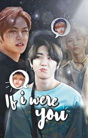 if i were you;.                                               [minsung//knowhan] by theevilwitch_666