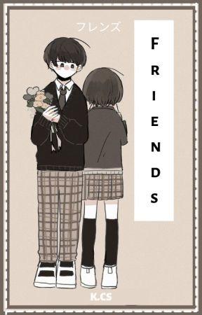 My Best Friend (JinxReader) by Ali-Park-