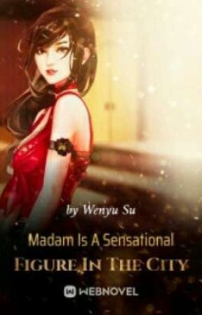 Madam Is A Sensational Figure In The City by TayagGhurl