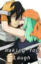 Making You Laugh by dekuxtogaforlife