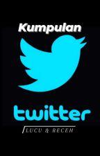 Kumpulan Twitter lucu & Receh oleh mythaasmita