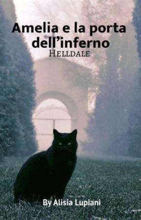 Amelia e la porta dell'inferno by alisialupiani