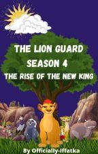 Lion Guard Season 4 The Rise Of King Kion by Princess-Asteria