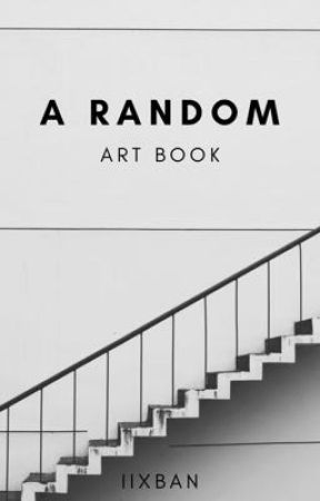 A random art book that came out of nowhere by LixBan