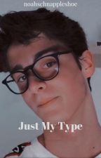 Just My Type || N.S by noahschnappleshoe