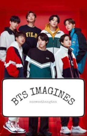 BTS IMAGINES by halfmoonyoon