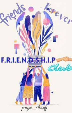 F.R.I.E.N.D.S.H.I.P Club by friendship_club