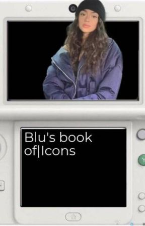Blu's book of|Icons by BlakeGraysDaughter