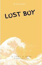 Lost & Found ~Vento Aureo xmalereader ~ by DinoDucks