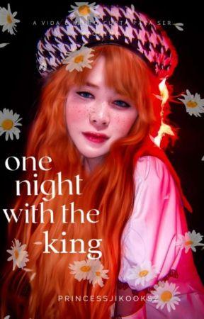 One Night With The KING ↬ Jjk+Pjm by princessjikooksz
