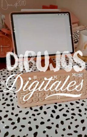 Mis dibujos digitales by Juice_999