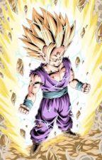 The legendary son of Son Goku by Dat-Boi-Eraser